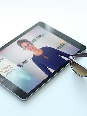 Welche Brille steht mir? Das Buch der Brillenexpertin Petra Waldminghaus: Lebensgefühl Brille gibt Antworten!