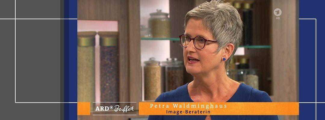 Welche Brille steht mir – Interview ARD Buffet